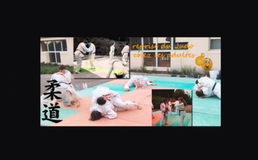 reprise du Judo pour les adultes