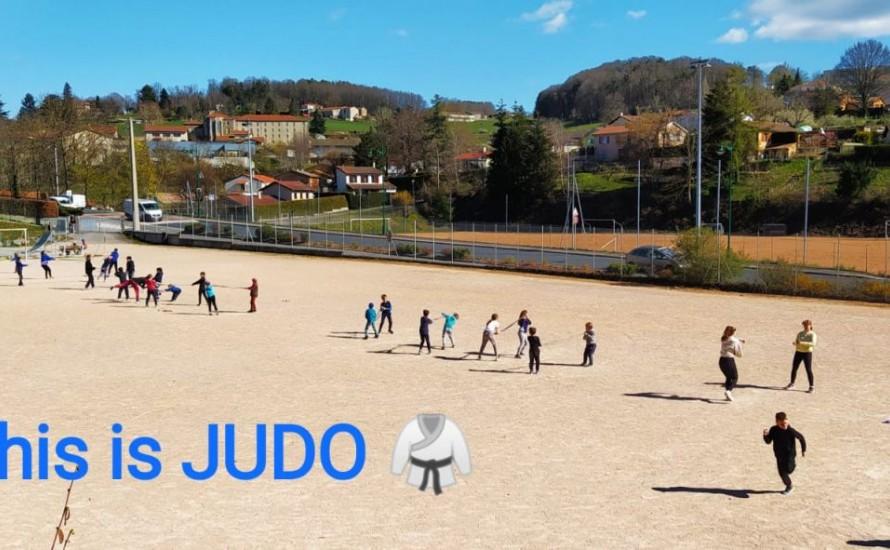 Bonnes vacances les judokas!
